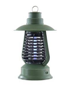 Black Flag, BZC-100 Cordless Bug Zapper Insect Killer, UV+LED Bulb, Rechargable