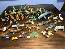 Huge Lot of Safari Dinosaurs and Animals