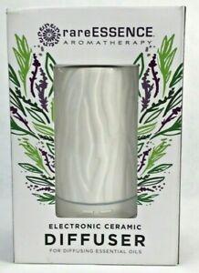 rareEssence Aromatherapy Electronic Ceramic Diffuser - NEW in box SEALED