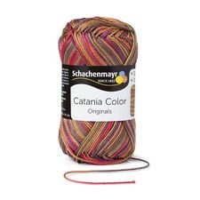 CATANIA COLOR von Schachenmayr - INDIA COLOR (00209) - 50 g / ca. 125 m Wolle