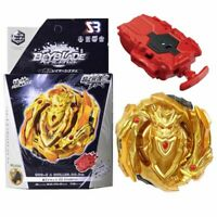 New Beyblade Burst Metal Fusion Ver. B-00-129 With Wire Launcher Grip Gift Toys