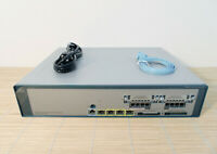 Cisco UC560-FXO-K9 Cisco Unified Communications 560 with 56 user licenses
