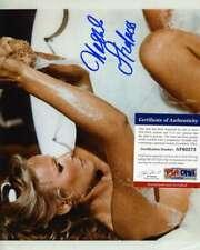Ursula Andress Psa Dna Coa Hand Signed 8x10 Photo Autograph