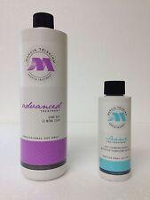 Marcia Teixeira 16 oz Advanced Treatment + 4 oz Pre Treat Shampoo