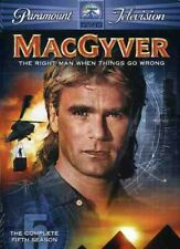 MacGyver: The Complete Fifth Season [New Dvd] Boxed Set, Full Frame, S