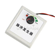 5V 10A Stepper motor driver controller Speed Regulator Pulse Signal Generator