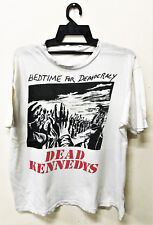 Vintage 80's Dead Kennedys Bedtime For Democracy Punk Rock Hardcore T-Shirt