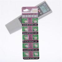 10x AG6 371A 371 370 SR69 LR920 SR920 SR920SW Alkaline Button Cell Watch Battery