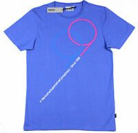 WeSC Clean 99 Blue t-shirt -BNWT- Undefeated Streetwear The Hundreds