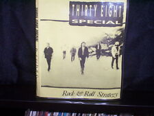 THIRTY EIGHT SPECIAL ROCK AND ROLL STRATEGY - RARE CANADIAN PROMO CASSETTE TAPE