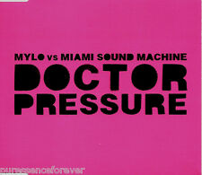 MYLO vs MIAMI SOUND MACHINE - Doctor Pressure (UK 2 Tk CD Single Pt 1)