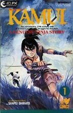 Legend of Kamui #1-29, 37 Sampei Shivato near set