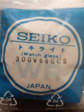 Seiko 300V88GC S Vetro Crystal Glass Uhrenglas Verre for 3803-7080 NOS