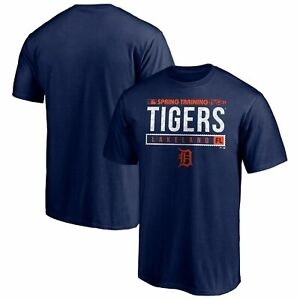 Detroit Tigers Fanatics Branded 2021 Spring Training Uncle Charlie T-Shirt -
