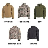 MFH Outdoor High Defence Bundeswehr Army Softshelljacke Scorpion Camouflage