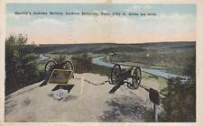 Antique POSTCARD c1917 Garrity's Alabama Battery LOOKOUT MOUNTAIN, TN 18779