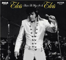 ELVIS<>THAT'S THE WAY IT IS<> FTD<>2 CDS<>2008