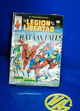 ediciones vertice LA LEGION DE LA LIBERTAD  vol 1. nº 34-1978