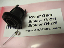 1 x Reset Gear Kit for Brother MFC-9340CDW, 221 Toner Cartridge Refill (READ) !