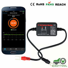 12V Car Battery Tester Analyzer BM2 Bluetooth 4.0 Digital Real Time Monitoring
