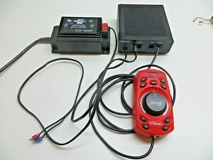Roco 10760 Train Mouse 2 Complete M.Transformer 10718 And Digital Booster 10761