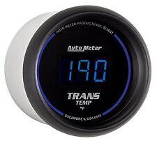 AutoMeter 0-340°F Cobalt Digital Series Transmission Temperature Gauge * 6949 *
