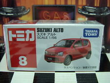 TOMICA #8 SUZUKI ALTO 1/56 SCALE NEW IN BOX
