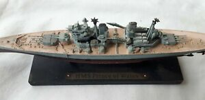 Modle Warship HMS prince of wales