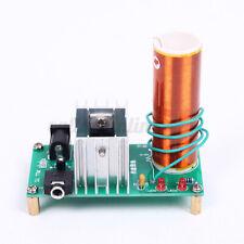 Mini Tesla Coil Plasma Speaker Electronic Kit 15W DC 15-24V 2A DIY Kits