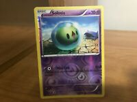 Pokemon Card Solosis 33/124 Fates Collide Reverse Foil in Good Condition!