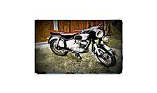 1955 Dkw 175 Vs Bike Motorcycle A4 Photo Poster
