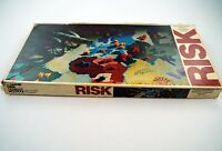 Vintage Original Risk Board Game Parker Brothers 1975-1980 100% Complete G85