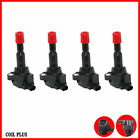 Brand New Set of 4 Ignition Coil for Honda Jazz GD 1.5L 2002 - 2008