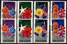 Cook Islands 1979 SG#659-666 Christmas Used Set #D42525