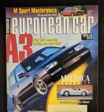 European Car Magazine: February - 1993 - VW Golf VR6 - Porsche Roadster