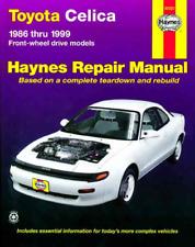 Haynes Workshop Manual Toyota Celica 1986-1999 Service & Repair