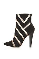 TopShop Women's Stiletto Heel Boots