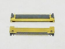 """5X LCD LED LVDS Screen Cable Connector For MacBook Pro 13"""" A1278 A1342 2008-2011"""