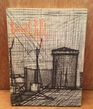 Bernard Buffet: 1948-1967 Engravings Reinz Tudor Publishing H/C Fine Art Book