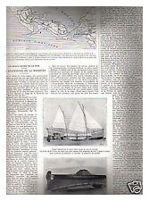L'ILLUSTRATION 4279 03/1925 HT CARTE EUROPE ILE DE RE LA ROCHELLE MANNEQUIN