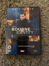 The Bourne Identity (DVD, 2003)