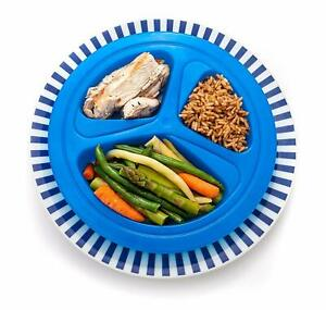 Portions Master Weight Management Portion Control Plate 84kg (185lbs)