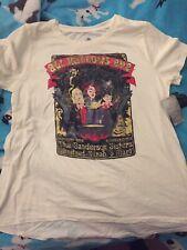 Disney Store 2018 Hocus Pocus Sanderson Sisters Ladies T-Shirt L Large Nwt