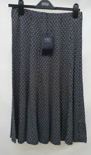 Marks and Spencer Viscose Flippy, Full Calf Length Women's Skirts
