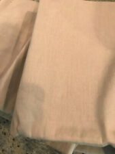 """Pottery Barn Linen Silk Blend Curtain 50x108"""" Simply Taupe NEW"""