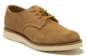 RED WING 4534 Foreman Men's Leather Lace-up Oxford Shoes Size 11