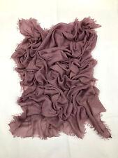 NEW STYLE CRINKLE Plain Hijab Maxi scarf Headscarf CRIMP HABIBA Shawl Ruffle