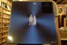 U2 Songs of Experience 2xLP + CD + download deluxe box set cyan blue vinyl