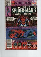 WHAT IF # 30 (MARVEL 1981) SPIDERMAN CLONE/INHUMANS -VF-