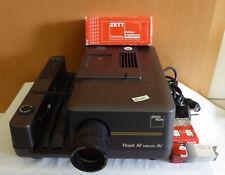 ZEISS IKON ROYAL AF SELECTIV AV DIAPROJEKTOR; ZETT TALON 70-120mm (BB030)